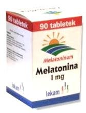 Melatonina 1mg 90 tabletek