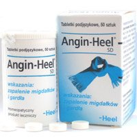 Angin-Heel SD 50 tabletek