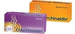 Chlorchinaldin 20 tabletek do ssania