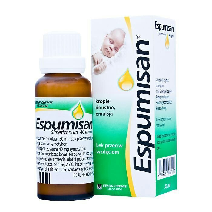 Espumisan krople 30 ml