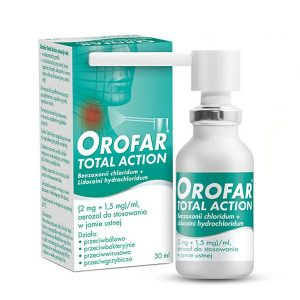 Orofar aerozol 30 ml